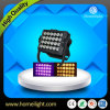 Projecteur à LED RVB de plein air 24pcs Projecteur 4en1