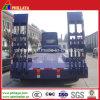 Niedriger Bett-Schlussteil für schweren Geräten-Transport