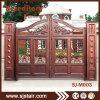外部の装飾的な鋳造アルミのパネルの自動メインゲートデザイン