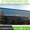 Francia rentable estándar bastidor rígido edificios de acero