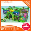 Le parc d'attractions multifonctionnel mignon badine la cour de jeu vilaine de château à vendre