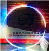 Cerchio del LED Hula per gli sport e l'intrattenimento, DIY160, 300 reticoli di colore, telecomando, ricaricabile