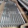 Materiales de construcción revestimiento de la pared / techo galvanizado Hojas de acero