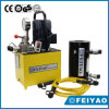 Cylindre hydraulique temporaire de série de rr double