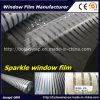 Pellicola decorativa della finestra di vetro della pellicola della pellicola della finestra della scintilla della pellicola della finestra dell'ufficio