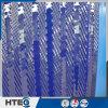 As peças do cambista de calor esmaltaram cesta ondulada da folha para a caldeira da central eléctrica