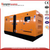 Электрический генератор Kanpor со звукоизоляционным куполом Мощный генератор с 4-тактным двигателем Sdec Shangchai Power Diesel Genset