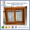 Gebildet in China-Fabrik-Lieferanten-Aluminiumlegierung-schiebendem Fenster mit spätestem klassischem Entwurf