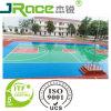 Guangzhou Jrace sintético resistente al agua Piscina Cancha de baloncesto deporte piso