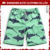 Kundenspezifische Qualitäts-Polyester-Männer, die Kurzschlüsse (ELTBSJ-213, schwimmen)