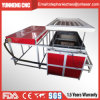 PVC PP Vacuum Forming Machine for Advertisement victory-gnaws Letters