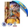 선전용 Strong 3D Effect Lenticular Movie Poster Display