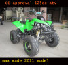 Kühles Sport 125CC ATV, Doppel Muffler ATV (ET-ATV048)