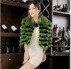 Racoon Fur Coat avec Factory Price
