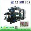 Le PLC commandent la machine d'impression non-tissée de papier de tissu avec le rouleau en céramique
