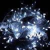 Luz quente da corda do diodo emissor de luz do Sell de 50 bulbos de M 450 para a decoração do partido do festival