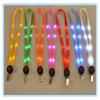 Acolladores impresos del cuello del LED que brillan intensamente