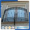 Гальванизированная стальная загородка безопасности балкона/декоративный Railing балкона ковки чугуна