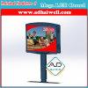 Placa mega do diodo emissor de luz de SMD pH8 que anuncia o quadro de avisos de Digitas