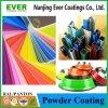 Allumer l'enduit époxy de poudre de polyester