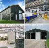 Edificios con estructura de acero prefabricados para almacén o taller