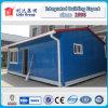 Casa modular do painel de parede do frame de aço de baixo custo