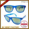 Costume brandnew óculos de sol plásticos coloridos F7542