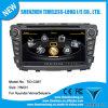 Timelesslong Car DVD Sat Navi für Hyundai Verna Year 2010-2013 mit A8 Chipest, Bluetooth, Sd, iPod, 3G, WiFi