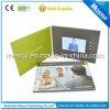 Material Papel LCD Vídeo Folleto jugador para su Negocio Regalo