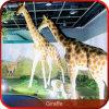 Pädagogische Giraffe Animatronic Tier-Baumuster