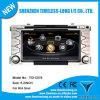 GPS A8 Chipset RDS Bt 3G/WiFi DSP Radio 20 Dics Momery (TID-C076)構築ののKIA Soul 2009-2012年のための車DVD