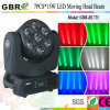 7PCS*15W LED Moving Head Beam Light (GBR-BL715)