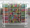 Cremagliera del metallo del supermercato per visualizzazione (GDS-SF08)