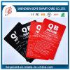 Smart Card di plastica approvato di insieme dei membri del PVC dello SGS