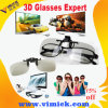 Vidros 3D Clip-on Recyclable gerais plásticos do OEM