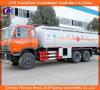 caminhão de tanque de alumínio da gasolina do aço inoxidável do carbono 6X4