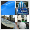 Inflatable Boat、Swimming Pool、Covered Ball、Air Bed、Sofa Chair、Toy (01054W2-420M)のためのPVC Fabric