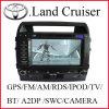 Sistema de multimedias del coche para el crucero de la tierra de Toyota (K-922)
