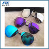 Os óculos de sol coloridos da forma feita sob encomenda vendem por atacado Eyewear