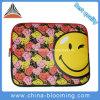 Sac de caisse d'ordinateur portable de chemise de tablette d'ordinateur portatif du monde de sourire