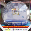 Fabbrica Price Inflatable Human Size Snow Globe con Factory Price