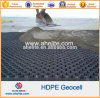 Kanal-Schutz-Bodenausgleichungs-Abnutzung-Steuer-HDPE Plastik Geocell