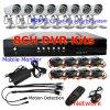 Sistema de cámaras de vigilancia CCTV DH30088CH (KSC)
