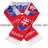 Los países Bufanda de la Bandera Nacional de Eslovaquia