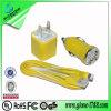 USB Adaptersとの1 USB Car ChargerおよびData Cablesに付き最も売れ行きの良い2