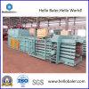 Semi-automático de papel corrugado horizontal de la máquina de empacado