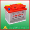 Batteria caricata asciutta DIN55-12V55ah di alta qualità SMF