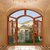 Feelingtop heißes verkaufenneigung-Kurve-Flügelfenster-Fenster (FT-W135)