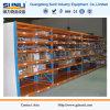 Shelving médio do armazenamento do Decking do metal do armazém do dever