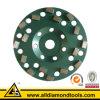 Herramientas de rectificado de la rueda de la taza del diamante - Hcpt4